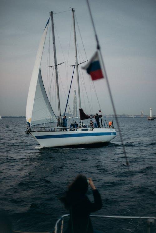 คลังภาพถ่ายฟรี ของ การขนส่ง, การท่องเที่ยว, การเดินเรือ, คน
