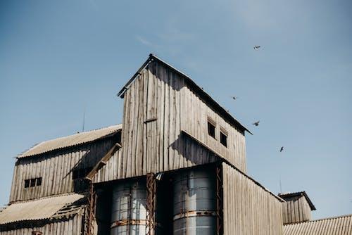 Ingyenes stockfotó épület, falu témában