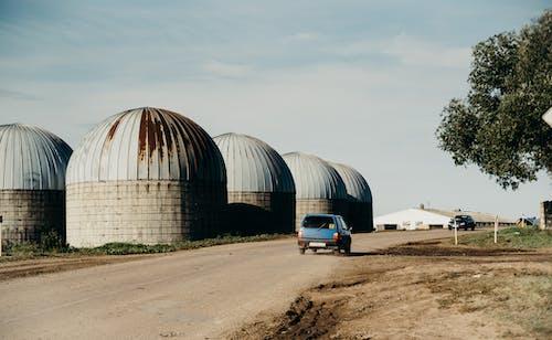 Immagine gratuita di auto, autostrada, campagna, esterno