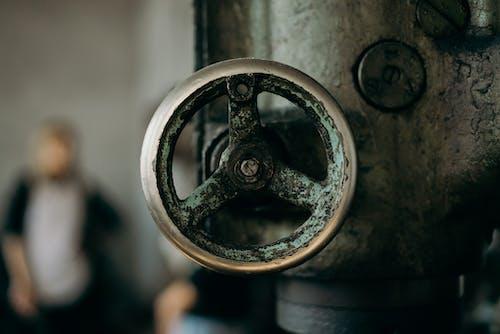 Immagine gratuita di ferro, focus selettivo, industria, metallico