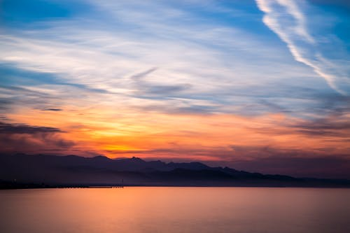 Free stock photo of clouds, sky, sunset, turkey