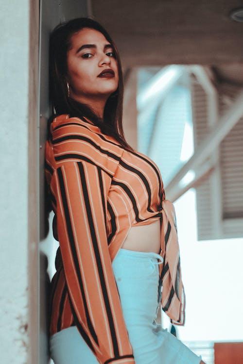 20〜25歳の女性, ファッションモデル, モデル, ラテンの無料の写真素材