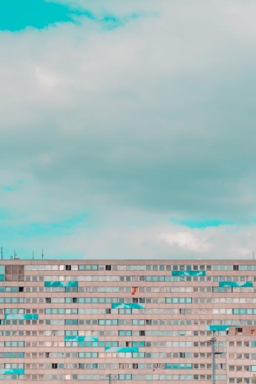 Ingyenes stockfotó ablakok, berlin, beton, ég témában