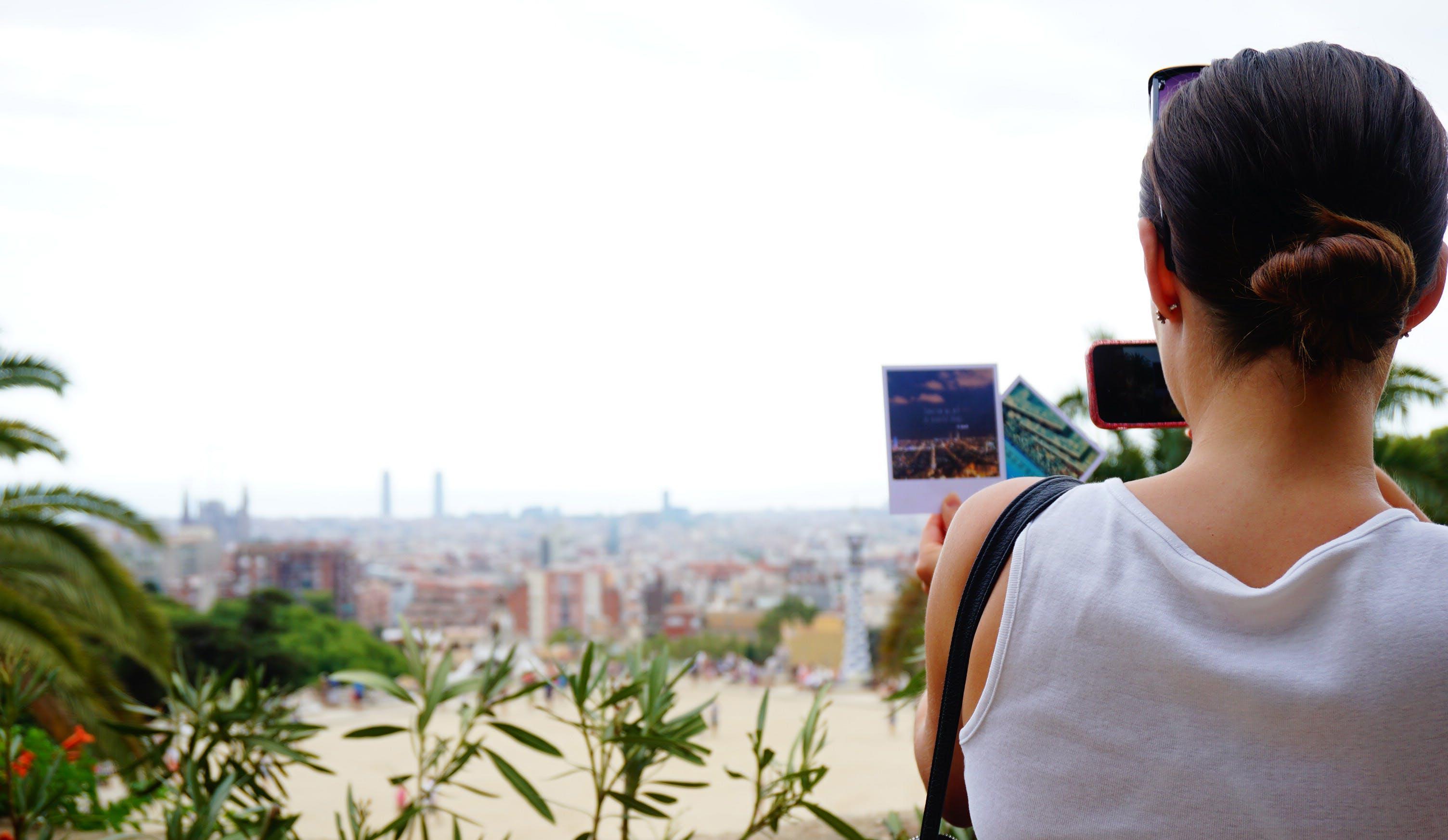Free stock photo of background image, barcelona, camera, capture