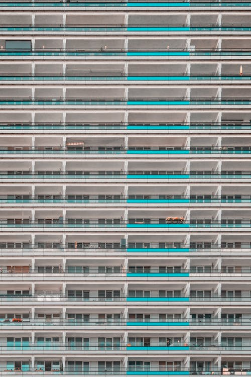 Exterior Photography of a High Rise Building
