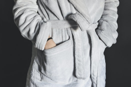 Free stock photo of fashion, man, hand, bathrobe