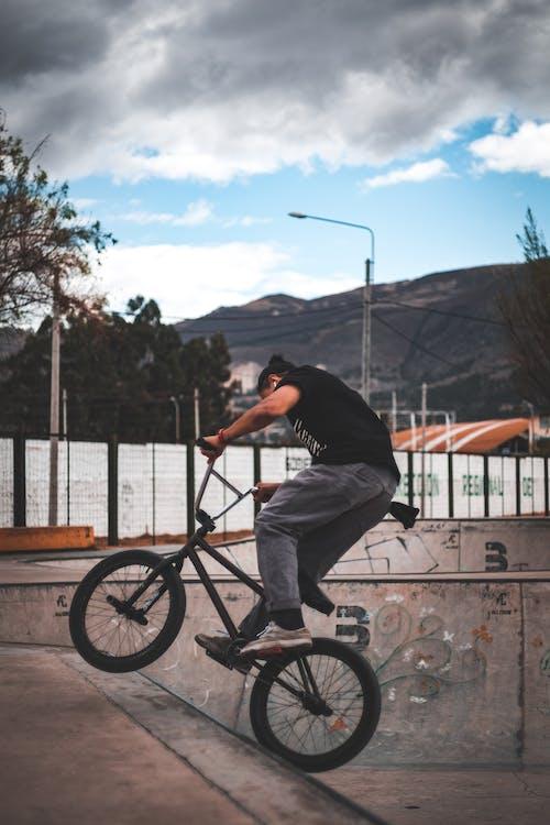 aktiva, cykel, cykling