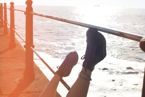 #playa #relax #portugal, #自由 的 免費圖庫相片