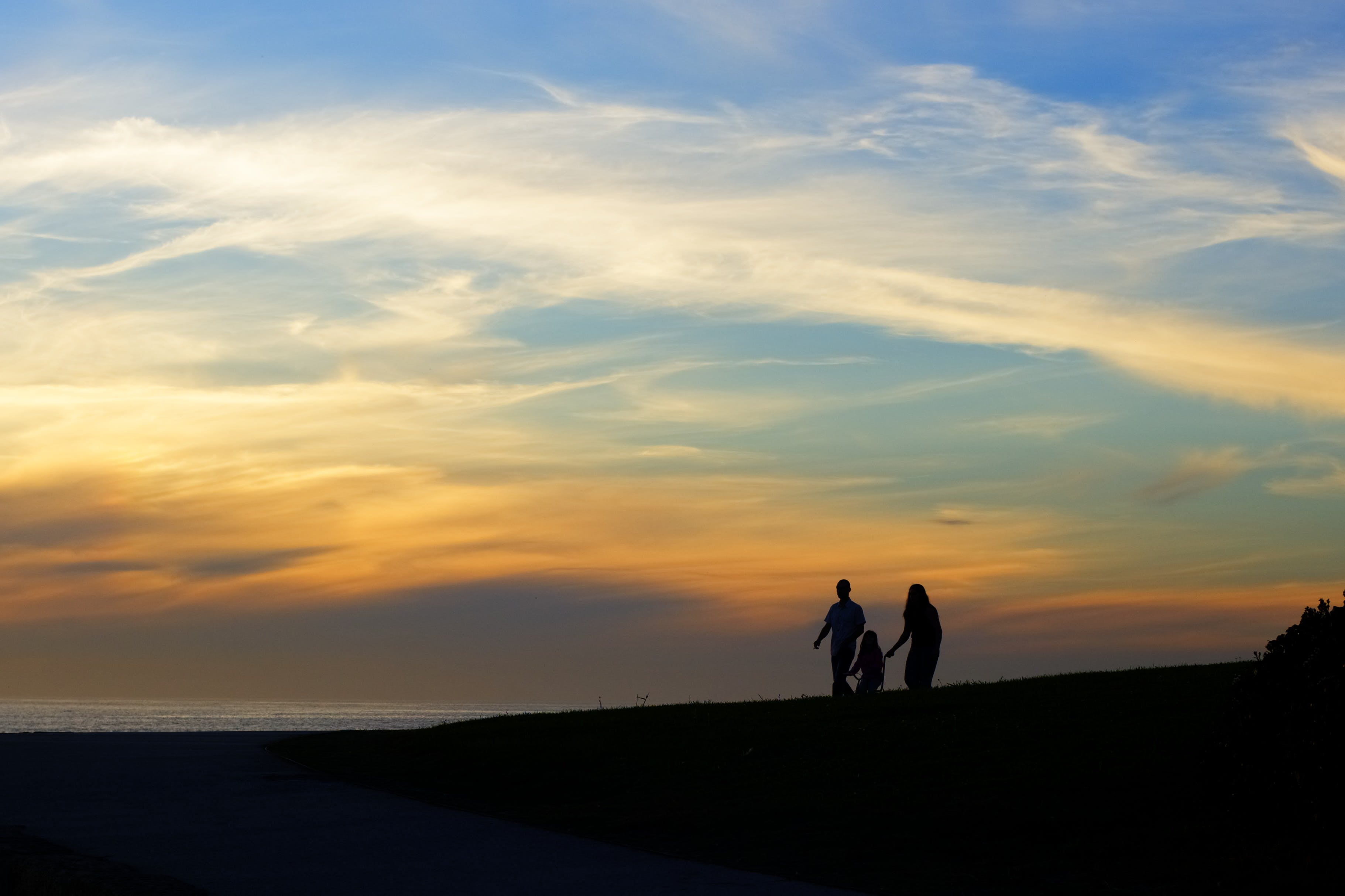 Free stock photo of #sky, #Sunset #Portugal