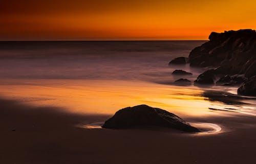 反射, 天性, 天空, 岩石 的 免費圖庫相片