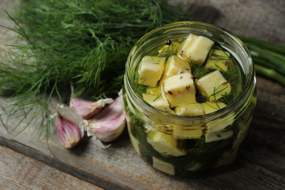 Free stock photo of cheese, food, garlic