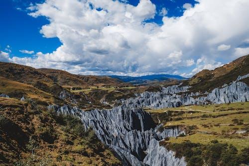 Ảnh lưu trữ miễn phí về cục đá, màu mùa thu, núi rừng
