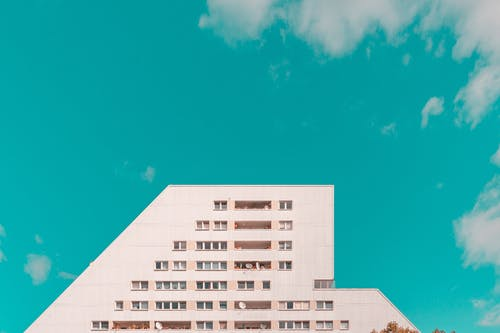 Ingyenes stockfotó ablakok, design, ég, építészet témában