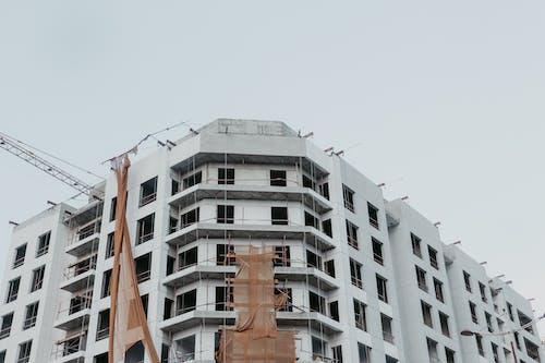 강철, 건물 외관, 건물 외장, 건설의 무료 스톡 사진