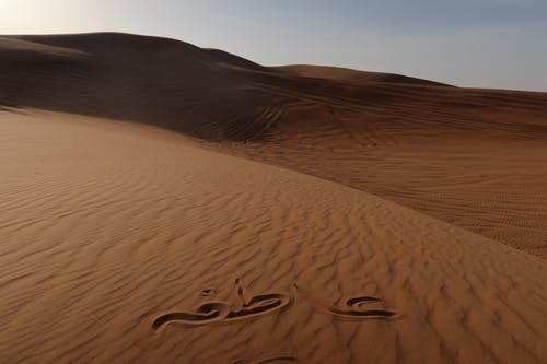 Δωρεάν στοκ φωτογραφιών με dubai, άγονος, αμμοθίνες, άμμος