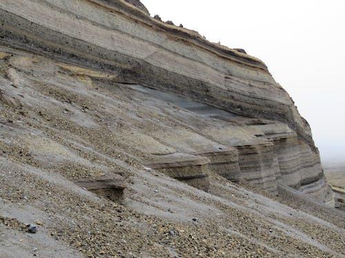 Free stock photo of erosion, layered, rock