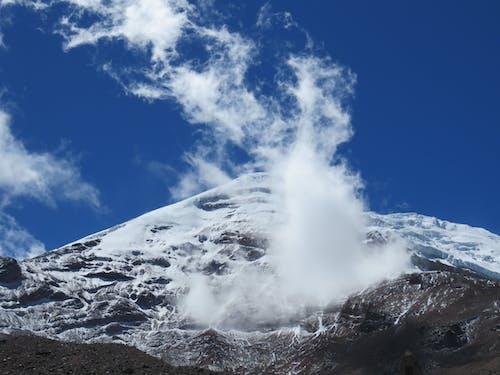 Free stock photo of chimborazo, mountain, peak