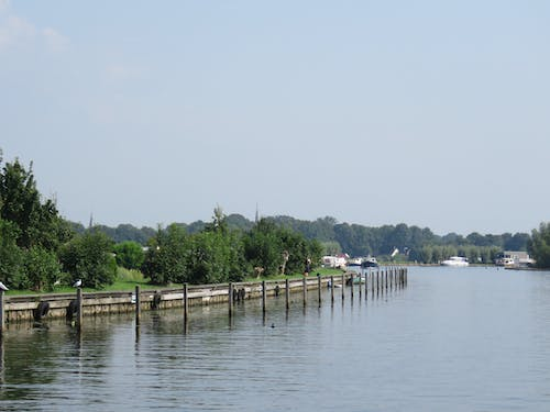 Free stock photo of calm waters, canal