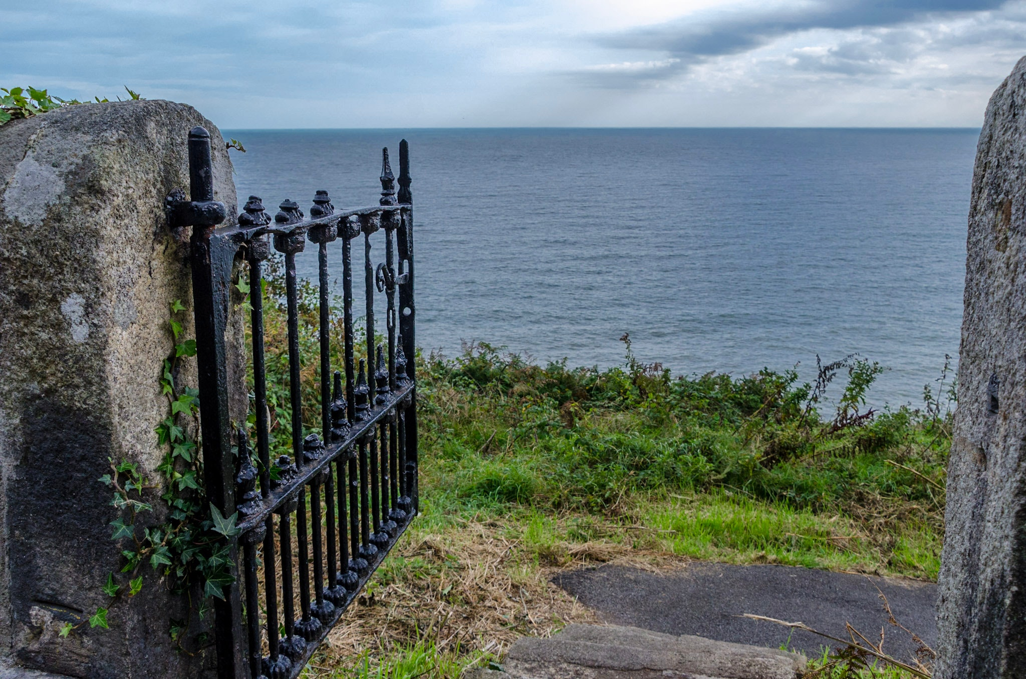 Free stock photo of dalkey, gates, ireland