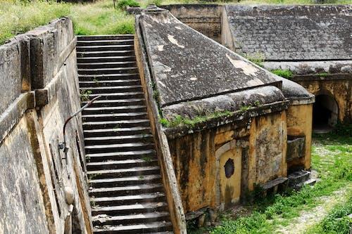 คลังภาพถ่ายฟรี ของ บันได, เมืองเก่า