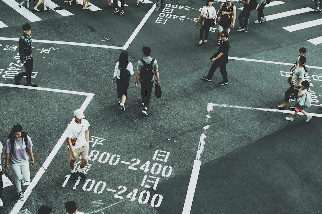 азіати, Вулиця, Вулична фотографія