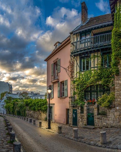 シティ, パリ, フランス, モンマルトルの無料の写真素材