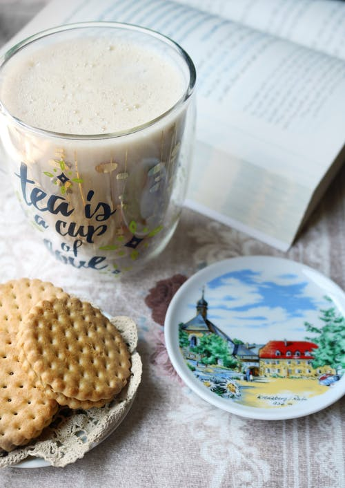 Základová fotografie zdarma na téma čaj, čtení, hrnek, káva