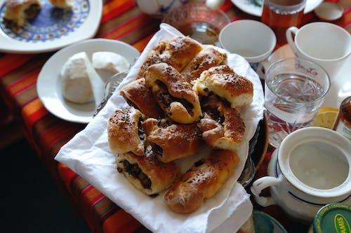 Photos gratuites de automne, biscuits, carvi, champignons