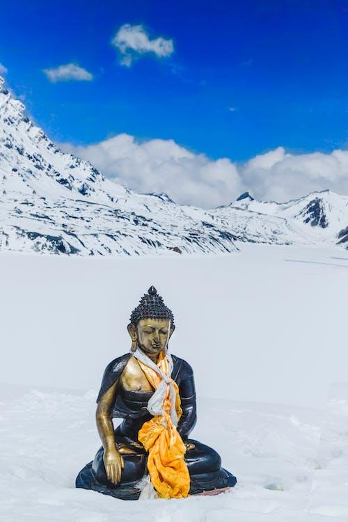 Free stock photo of blue sky, buddha, Buddha Tooth Relic Temple, Buddhas