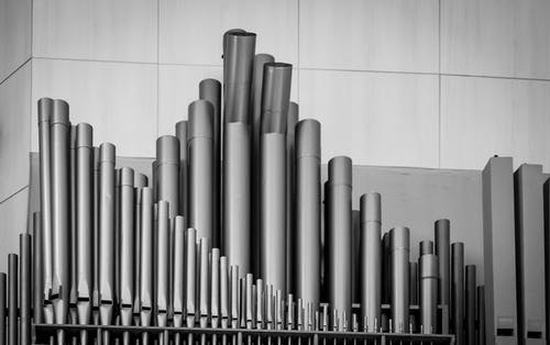 Fotos de stock gratuitas de Iglesia, música, órgano, tubos de organos