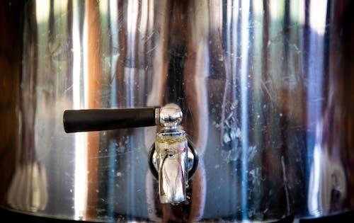 Immagine gratuita di acqua, argento, caffè, guadagnare