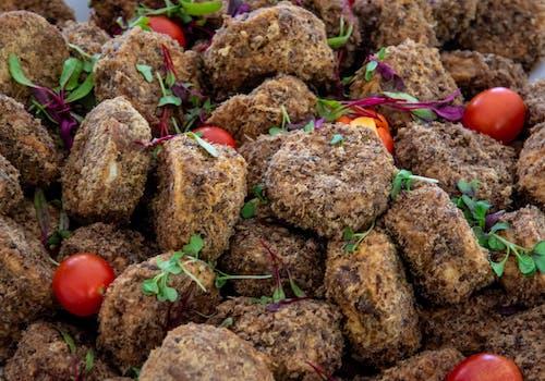 Fotos de stock gratuitas de aperitivos, carne, comer, comida