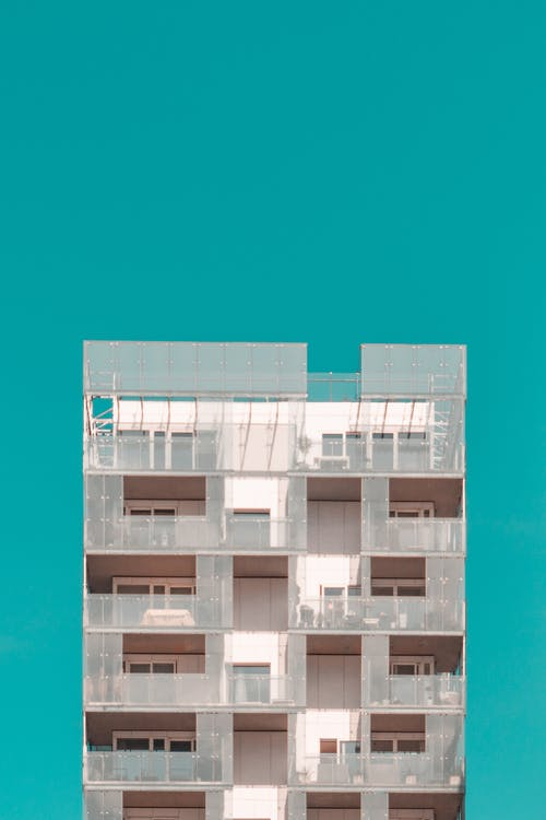 Photos gratuites de architecture, architecture moderne, articles en verre, avant
