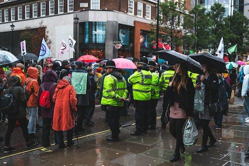 경찰, 런던, 런던 경찰, 런던 빌딩의 무료 스톡 사진