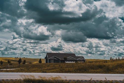 厚厚的雲層, 喜怒無常, 審美, 心情 的 免費圖庫相片