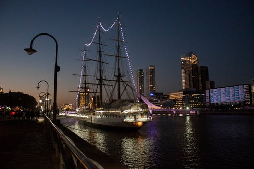 Free stock photo of Argentina, boat, boat deck, Buenos Aires