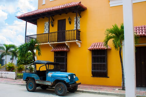Free stock photo of colombia, color, daylight, house