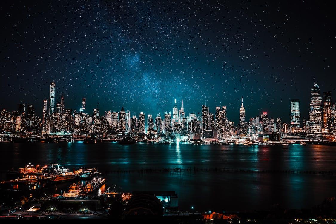 Photo of Skyline at Night