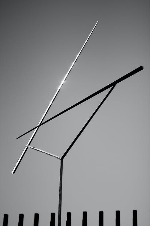 Immagine gratuita di acciaio, ambiente, bianco e nero, colori