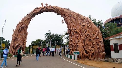 Foto stok gratis desain arsitektur, fotografi, fotografi arsitektur, kailashgiri