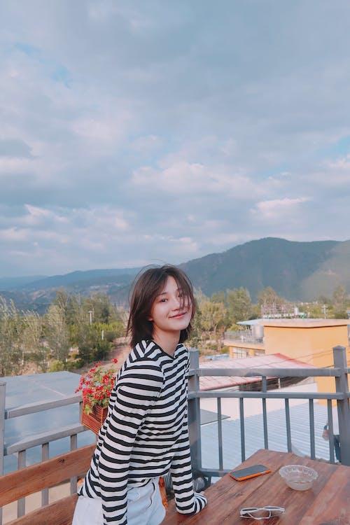 Ilmainen kuvapankkikuva tunnisteilla aasialainen nainen, henkilö, hymy, hymyily