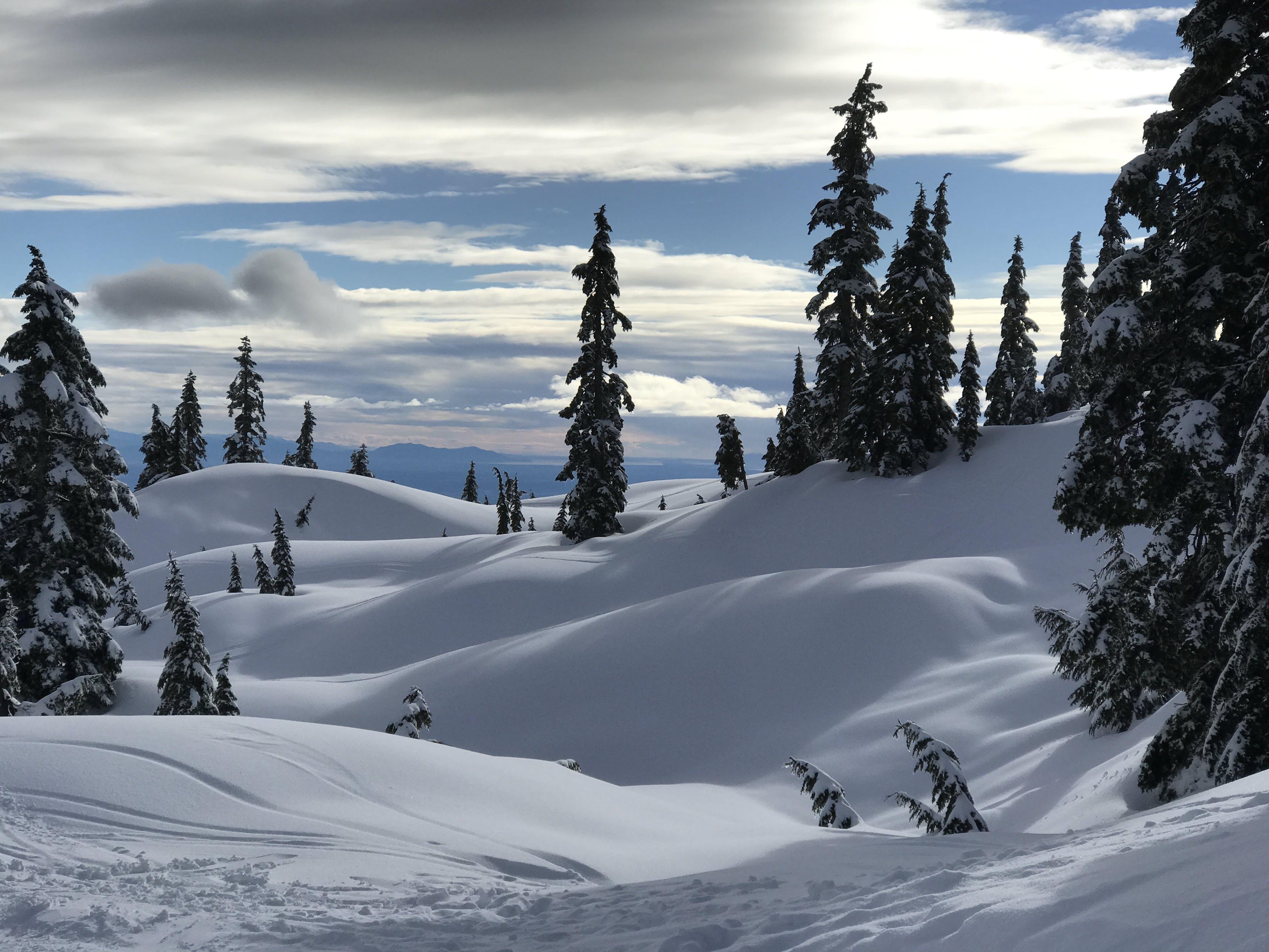 Kostenloses Stock Foto zu berg, berge, natur, schnee