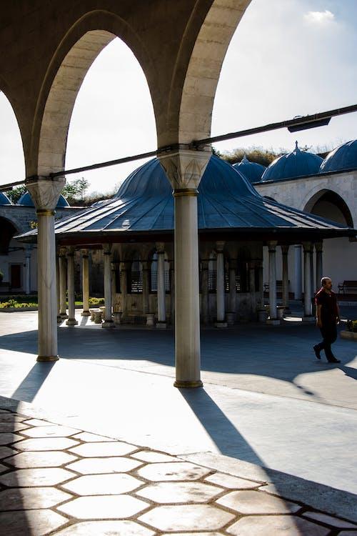 一座清真寺, 亞洲, 伊斯蘭, 伊斯蘭教 的 免费素材照片