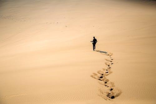 Ingyenes stockfotó dűne, homok, homokdűnék, kiszáradt témában