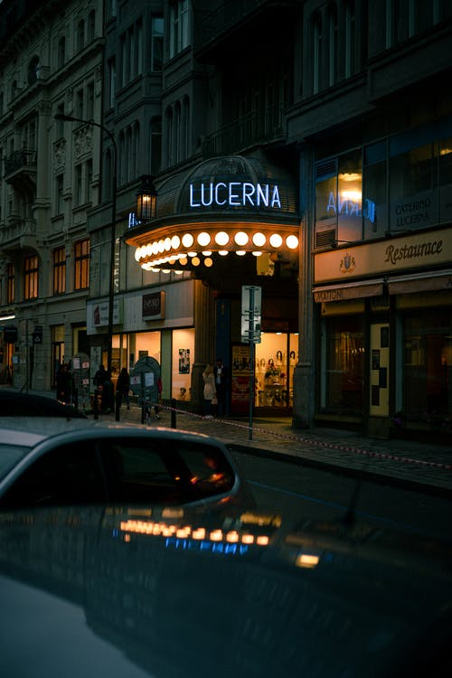 Lucerna Store