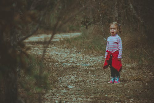 傷心, 兒童, 哭, 女孩 的 免费素材照片