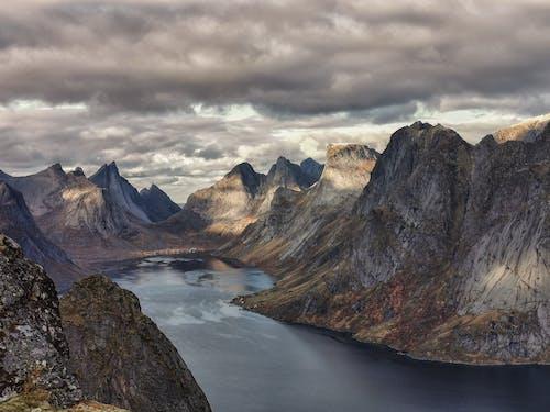 Kostnadsfri bild av berg, bergen, landskap, lofoten
