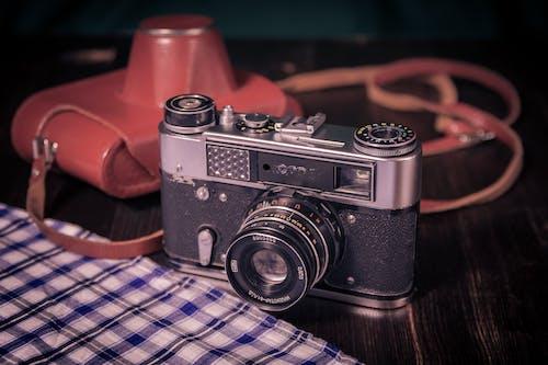 빈티지, 오래된 카메라, 줌의 무료 스톡 사진