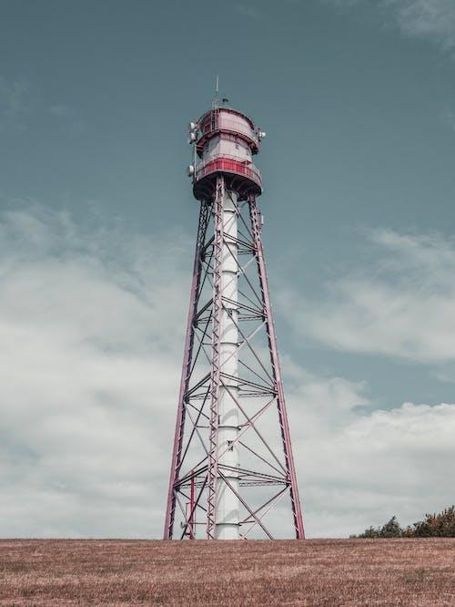 Fotobanka sbezplatnými fotkami na tému Nemecko, nízkouhlá fotografia, prijímač, veža