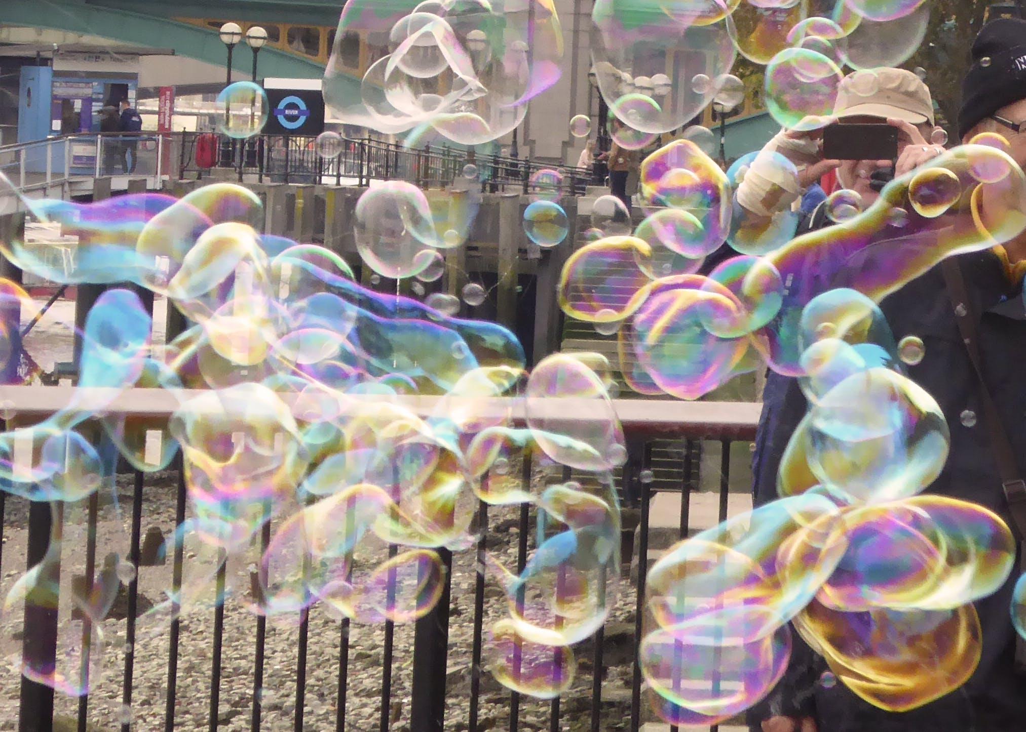 Free stock photo of bubbles